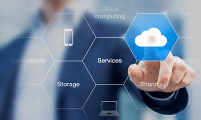 le cloud utilisation et décharge