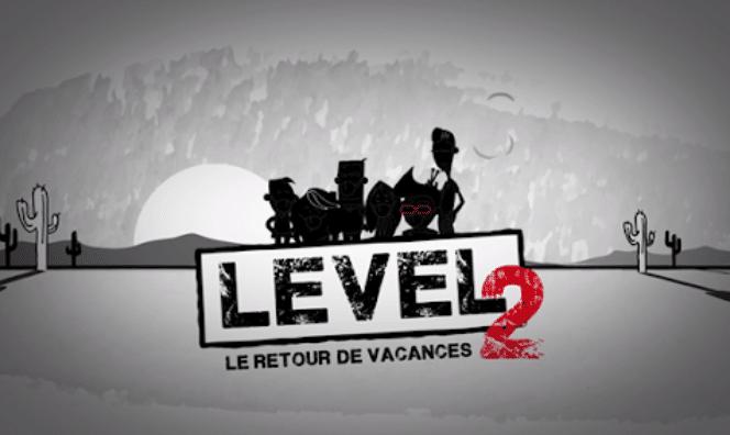 Image de la rentrée de l'équipe level2