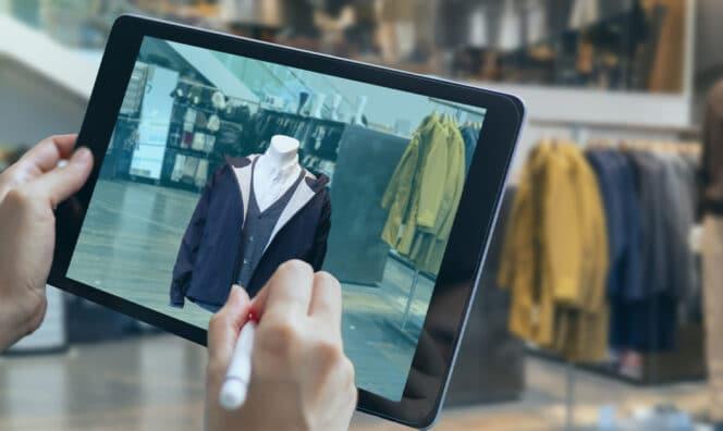 La réalité augmentée devient un outil pour faire ses achats